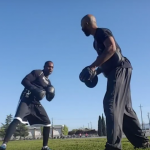 outdoor boxing in san jose