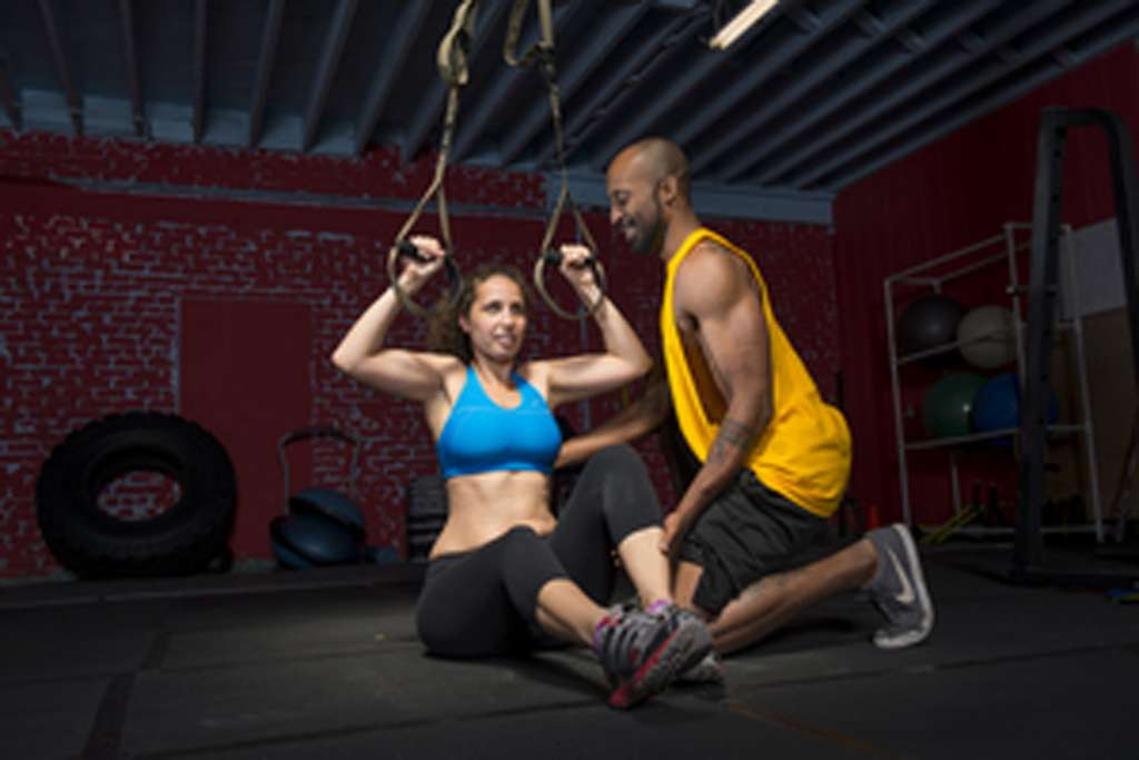 trx workout routine