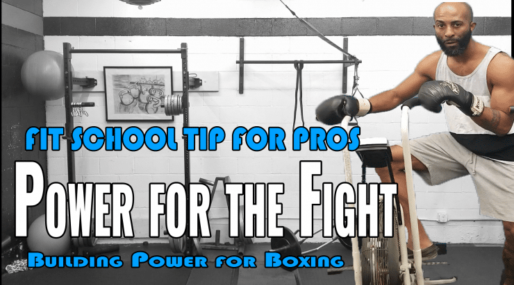 Watch ANAEROBIC and AEROBIC Workout intensities for Boxing – the differences.