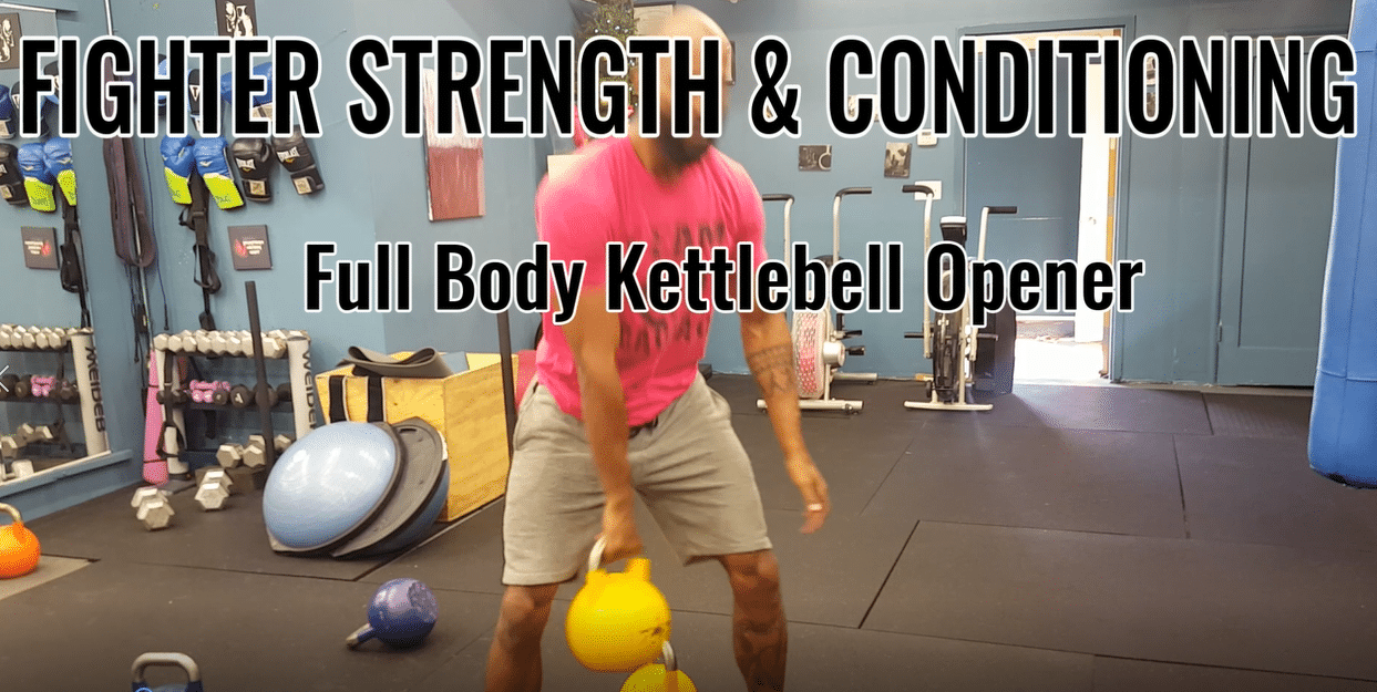 FIGHTER Kettlebell Strength and Conditioning | Dear-Life Workout