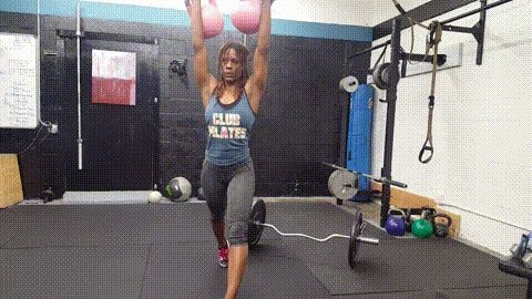 Kettlebell Full Body Workouts & Bodyweight Exercises