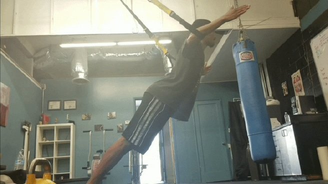 Advanced TRX Workouts