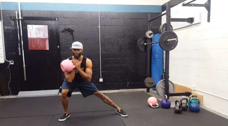 Examples of anaerobic exercises and aerobic exercises that get you Strong!