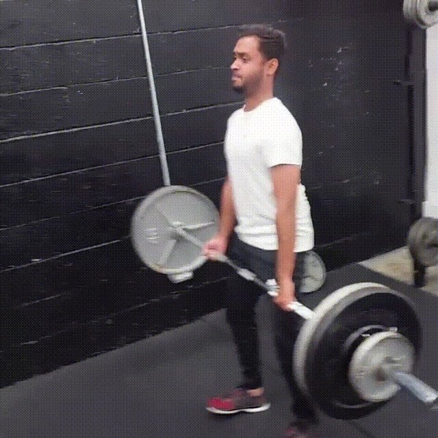 Olympic Lifts, Push Press & Deadlift Techniques